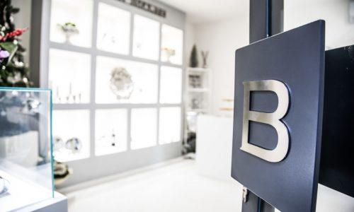 Firenze - 29/11/2018, inaugurazione negozio BRANDIMARTE di Bianca Guscelli.